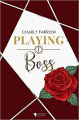 Couverture Playing, tome 1 : Boss Editions Amazon 2020