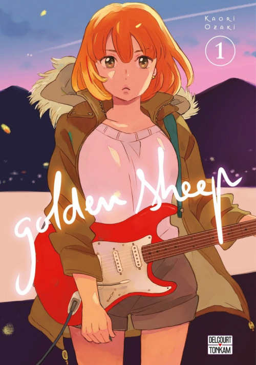 Couverture Golden Sheep, tome 1