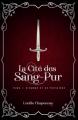 Couverture La Cité des Sang-Pur, tome 1 : D'Ombre et de Poussière  Editions Autoédité 2020
