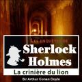 Couverture La crinière du lion Editions Audible studios 2009