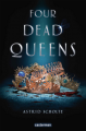 Couverture Four Dead Queens Editions Casterman 2020