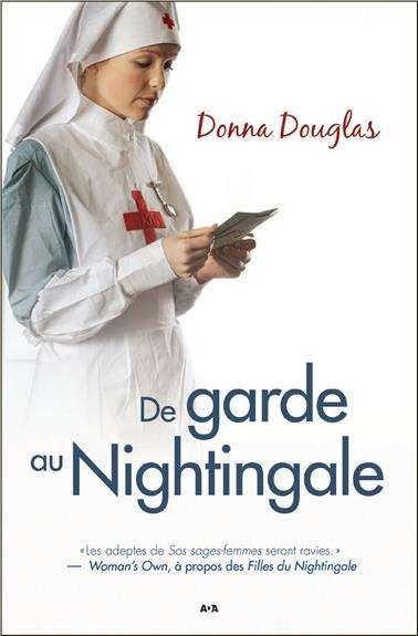 Couverture Nightingale, tome 4 : De garde au Nigthingale