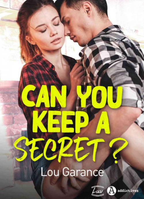 Couverture Can You Keep a Secret ?
