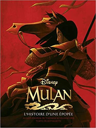 Couverture L'art de Mulan