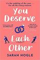 Couverture You deserve each other Editions Piatkus Books 2020