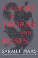 Couverture Un palais d'épines et de roses, tome 1 Editions Bloomsbury (Adult Edition) 2020