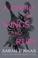 Couverture Un palais d'épines et de roses, tome 3 : Un palais de cendres et de ruines Editions Bloomsbury (Adult Edition) 2020
