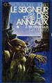 Couverture Le Seigneur des Anneaux, tome 2 : Les deux tours Editions Gallimard  (1000 soleils) 1980