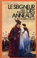 Couverture Le Seigneur des Anneaux, tome 3 : Le retour du roi Editions Gallimard  (1000 soleils) 1980
