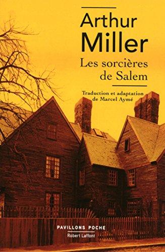 Couverture Les sorcières de Salem