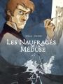 Couverture Les naufragés de la méduse Editions Casterman 2020