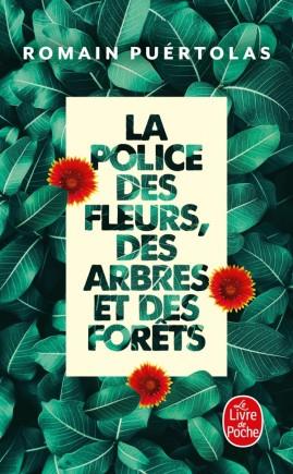 Couverture La Police des fleurs, des arbres et des forêts