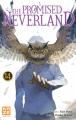 Couverture The Promised Neverland, tome 14 Editions Kazé (Shônen) 2020