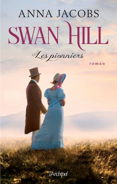 Couverture Swan Hill, tome 1 : Les pionniers
