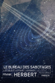 Couverture Le bureau des Sabotages, intégrale : L'étoile et le fouet, Dosadi, Les nouvelles du cycle Editions Mnémos (Intégrales) 2020