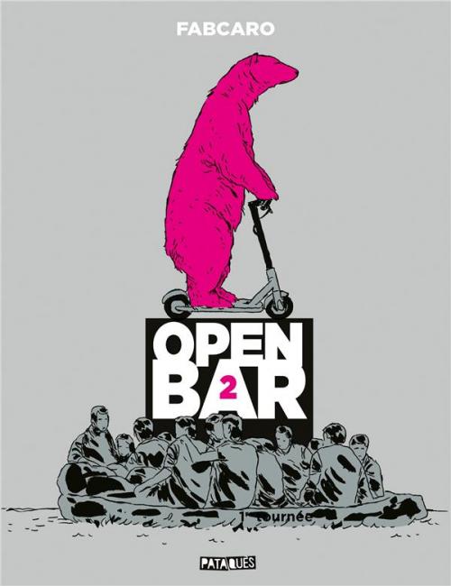 Couverture Open bar, tome 2 : 2eme tournée