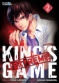 Couverture King's Game Extreme, tome 2 Editions Ivréa 2015