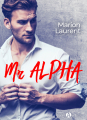 Couverture Mr Alpha Editions Addictives (Luv) 2020