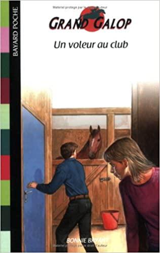 Couverture Un voleur au club