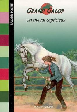 Couverture Un cheval capricieux