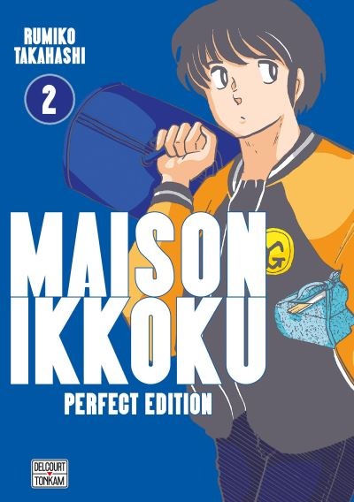 Couverture Maison Ikkoku, perfect, tome 2