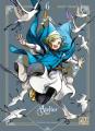 Couverture L'atelier des sorciers, tome 6 Editions Pika (Seinen) 2020