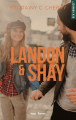 Couverture Landon & Shay, tome 1 Editions Hugo & cie (New romance) 2020