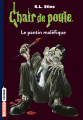 Couverture Le pantin diabolique II / Le pantin maléfique Editions Bayard (Frisson) 2017