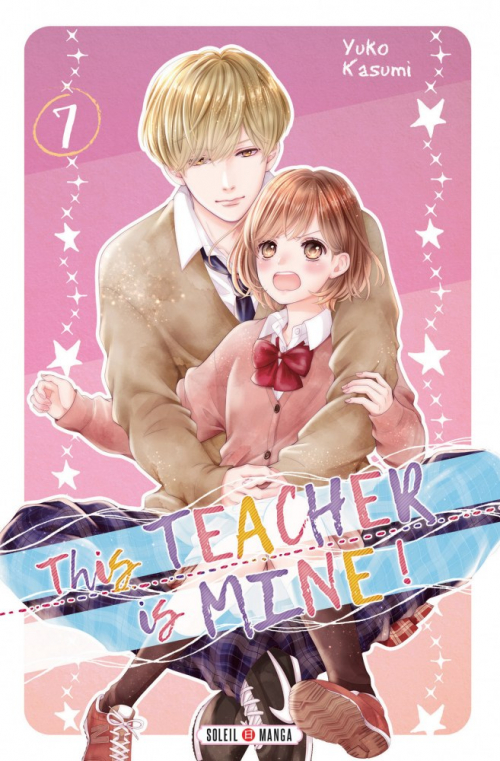 Couverture This Teacher is Mine !, tome 07