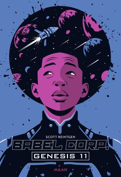 Couverture Babel Corp, tome 1 : Genesis 11