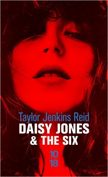 Couverture Daisy Jones & the Six