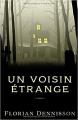 Couverture Un voisin étrange Editions Chambre noire 2019