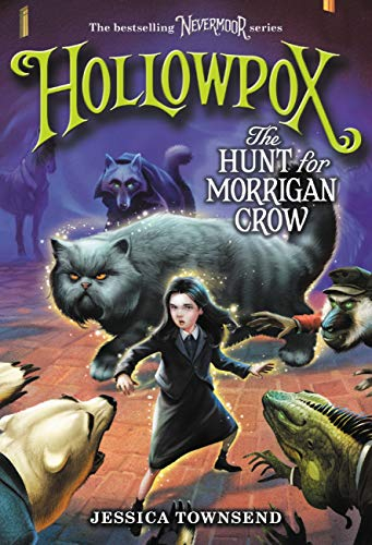 Couverture Nevermoor, tome 3