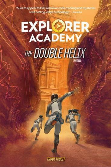 Couverture Explorer academy, tome 3