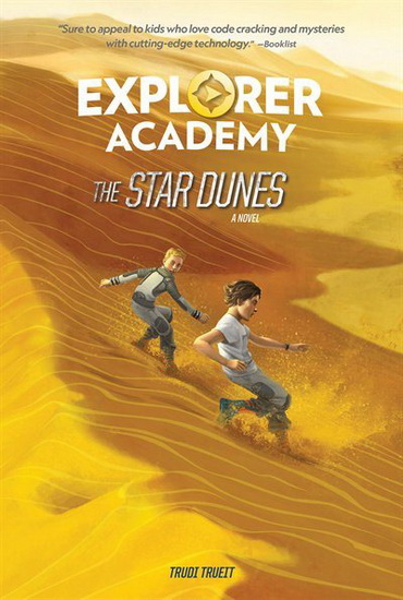 Couverture Explorer academy, tome 4