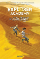 Couverture Explorer academy, tome 4 Editions National geographic 2020