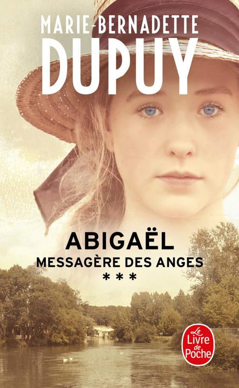 Couverture Abigaël : Messagère des anges, tome 3