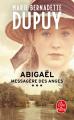 Couverture Abigaël : Messagère des anges, tome 3 Editions Le Livre de Poche 2020