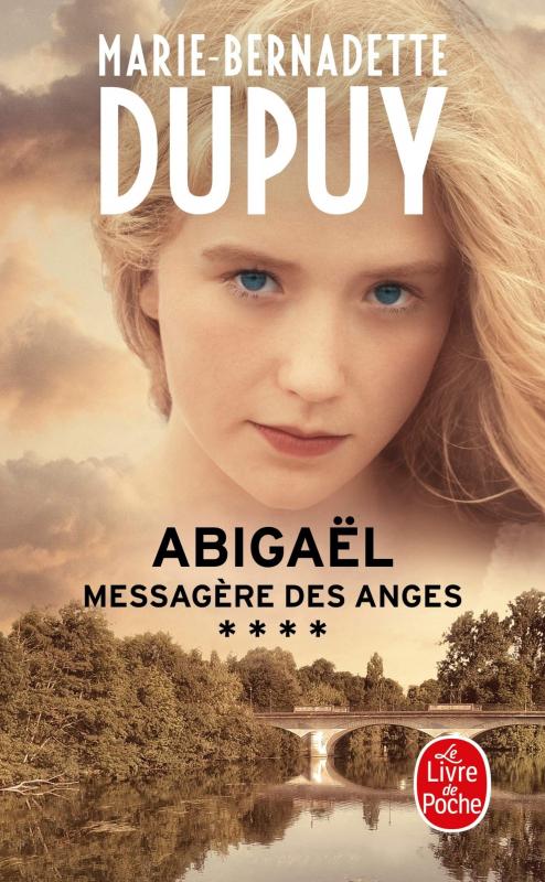 Couverture Abigaël : Messagère des anges, tome 4