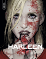 Couverture Harleen Editions Urban Comics (DC Black Label) 2020