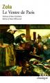 Couverture Le ventre de Paris Editions Folio  (Classique) 2018