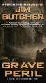 Couverture Les dossiers Dresden, tome 03 : L'aube des spectres / Tombeau ouvert Editions Roc (Fantasy) 2008