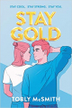 Couverture Stay Gold Editions HarperTeen 2020