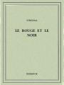 Couverture Le Rouge et le Noir Editions Bibebook 2015