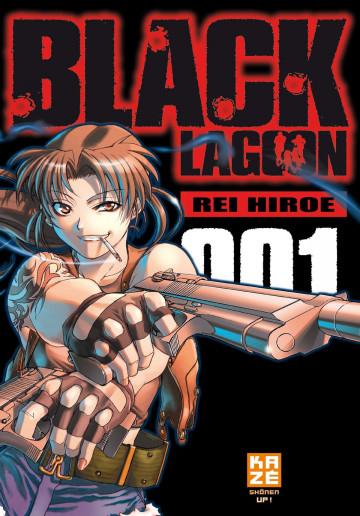 Couverture Black Lagoon, tome 01