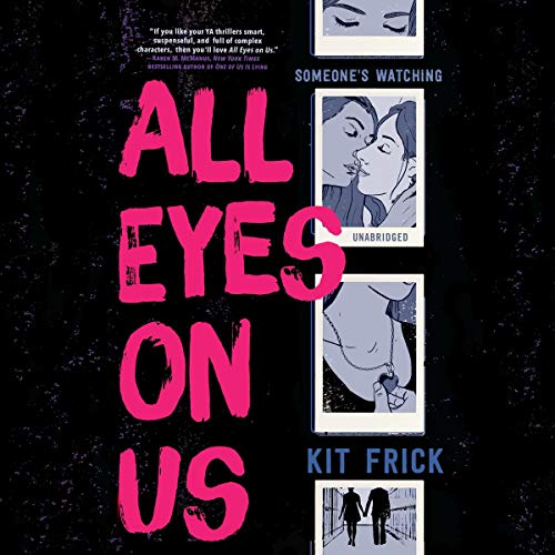 Couverture All Eyes on Us