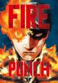 Couverture Fire punch, tome 1 Editions Kazé (Seinen) 2017