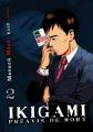 Couverture Ikigami : Préavis de mort, tome 02 Editions Kazé 2009