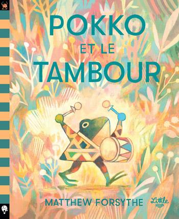 Couverture Pokko et le tambour