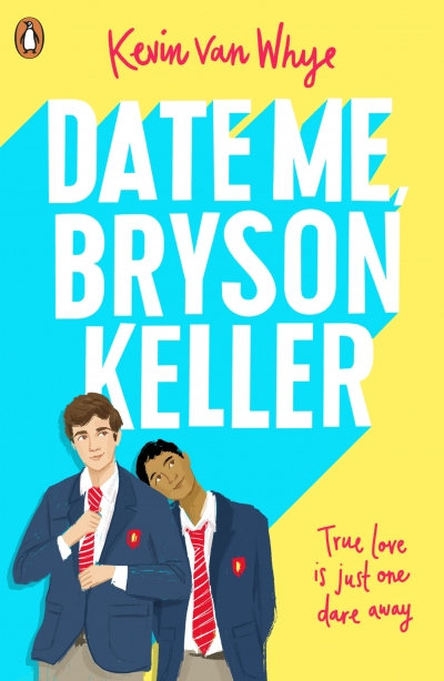 Couverture Date Me, Bryson Keller